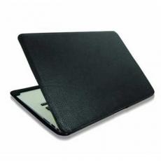 Чехол кожаный Uniq Ebony для Macbook Air 11, черный, фото 3