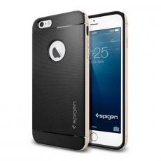 Чехол-накладка SGP Spigen NEO Hybrid case для iPhone 6/6S, шампань (копия), фото 1