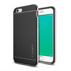 Чехол-накладка SGP NEO Hybrid case для iPhone 6/6S, серебряный (копия), фото 1