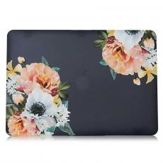 Чехол-накладка i-Blason для Macbook Air 13, цветы, фото 1