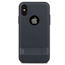Чехол с подставкой Moshi Kameleon для iPhone X, синий, фото 1