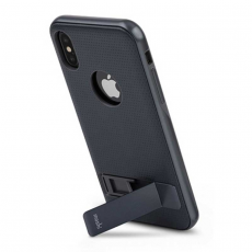 Чехол с подставкой Moshi Kameleon для iPhone X, синий, фото 3