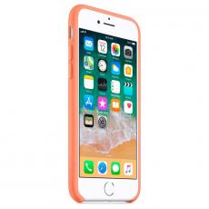 """Чехол-накладка Apple для iPhone 7/8, силикон, """"сочный персик"""", фото 2"""