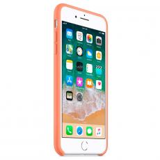 """Чехол Apple силиконовый для iPhone 7/8 Plus, """"сочный персик"""", фото 2"""