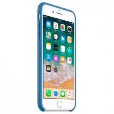 """Чехол Apple силиконовый для iPhone 7/8 Plus, """"синий деним"""", фото 2"""