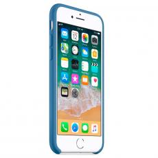 """Чехол Apple силиконовый для iPhone 7/8, """"синий деним"""", фото 2"""