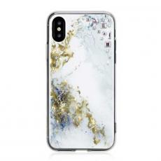 Чехол Bling My Thing Edge Alabaster для iPhone X, c кристаллами Swarovski, фото 1