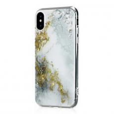 Чехол Bling My Thing Edge Alabaster для iPhone X, c кристаллами Swarovski, фото 2