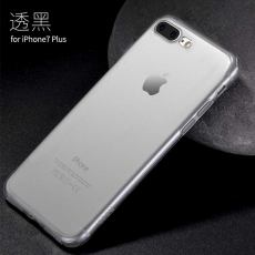Чехол Hoco Light Series TPU для iPhone 7/8 Plus, черный, фото 2
