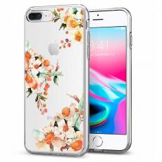 """Чехол SGP Liquid Crystal для iPhone 8/7 Plus, """"акварель"""", фото 1"""