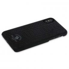 Чехол Santa Barbara KNIGHT для iPhone X, чёрный, фото 1