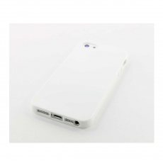 Чехол TPU Soft material для iPhone 6/6S Plus, белый, фото 2