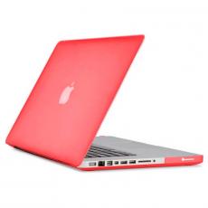 """Чехол Daav Doorkijk с накладкой на клавиатуру для MacBook Air 11"""". Розовый, фото 1"""