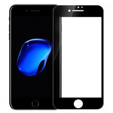 Защитное стекло 3D 9H Glass PRO для iPhone 7/8, черный, фото 1