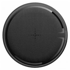 Беспроводное зарядное устройство Rock W12 Quick Wireless charger, чёрный, фото 1