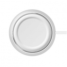 Беспроводное зарядное устройство Rock W5, 2A, белый, фото 1