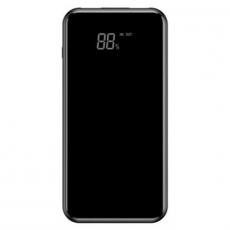 Внешний аккумулятор Baseus Power bank Wireless Charge, 2 USB-A, Micro-USB, 10000 mAh, чёрный, фото 1
