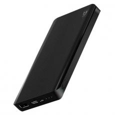 Внешний аккумулятор Xiaomi ZMI, USB-A, USB-C, Micro-USB, 10000 mAh, чёрный, фото 1