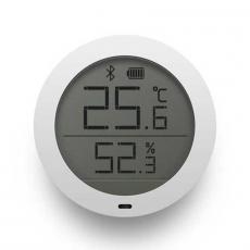 Датчик температуры и влажности Xiaomi Mijia Bluetooth Temperature Humidity Sensor LCD Screen, белый, фото 1