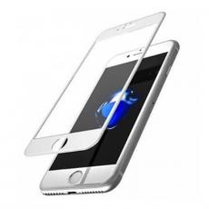Защитное стекло 10D 9H Glass PRO для iPhone 7/8, белое, фото 1