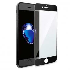 Защитное стекло 5D 9H Glass для iPhone 7, чёрный, фото 1