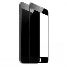 Защитное стекло 10D 9H Glass PRO для iPhone 6/6S, черное, фото 1
