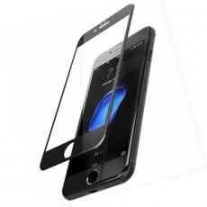 Защитное стекло 10D 9H Glass PRO для iPhone 6/6S, черное, фото 2