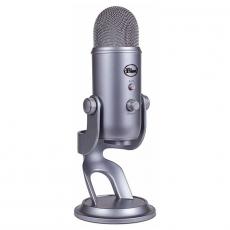 Конденсаторный микрофон Blue Microphones Yeti, темно-серый, фото 1