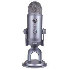 Конденсаторный микрофон Blue Microphones Yeti, темно-серый, фото 2