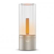 Лампа-ночник Yeelight Candela Smart Mood Candlelight, золотая, фото 2