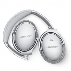 Наушники Bose QuietComfort 35 II, серебристые, фото 4