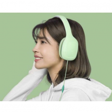 Наушники Xiaomi Mi Headphones Light Edition, зелёные, фото 2