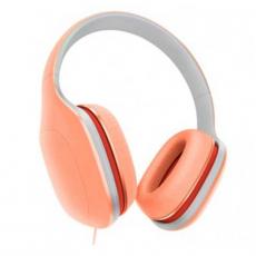 Наушники Xiaomi Mi Headphones Light Edition, оранжевые, фото 3