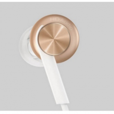 Наушники Xiaomi Mi In-Ear Headphone, золотые, фото 2