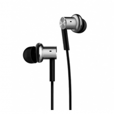 Наушники Xiaomi Mi In-Ear Headphone, серебристые, фото 1