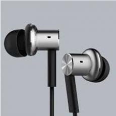 Наушники Xiaomi Mi In-Ear Headphone, серебристые, фото 2