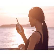Рация Xiaomi MiJia Portable Walkie Talkie Two-Way Radio, белая, фото 2