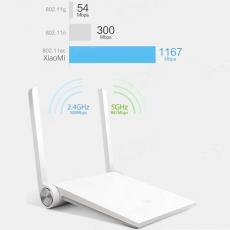 Роутер Xiaomi Mi WiFi Mini, белый, фото 2