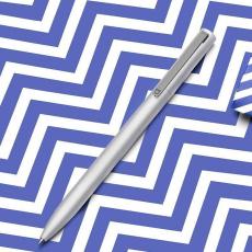 Ручка металлическая Mijia, серебристая, фото 3