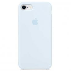 Силиконовый чехол для iPhone 8 и 7, цвет «голубое небо», фото 1