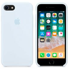 "Чехол-накладка Apple для iPhone 7/8, силикон, ""голубое небо"", фото 4"