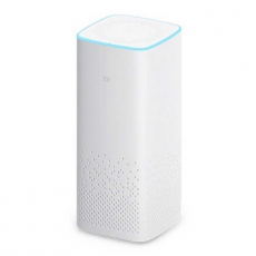 Портативная колонка Xiaomi Mi AI Speaker, белая, фото 2