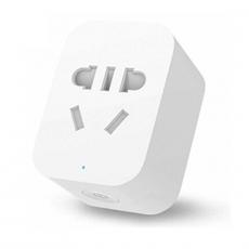 Умная Wi-Fi розетка Xiaomi Mi Smart Socket Power Plug (ZigBee), белая, фото 1