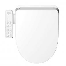 Умное сидение для унитаза Xiaomi Smartmi Toilet Cover, белое, фото 1