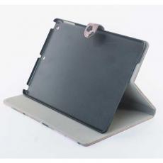 Чехол для iPad Air, цветочный принт, розовый/коричневый, фото 3