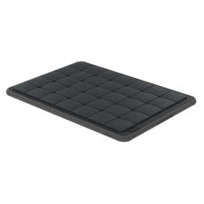 Чехол LAB.C Bumper sleeve для MacBook Air 13, чёрный, фото 3