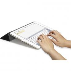 Чехол SGP Case Smart Fold для iPad 9.7 (2017-2018), черный, фото 4
