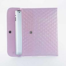 Чехол-папка Chanel Meng для для iPad 2,3 и 4, розовый, фото 2