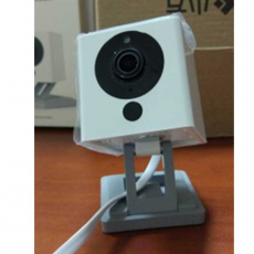 IP-камера Xiaomi Small Square Smart, белая, фото 2