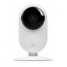 IP-камера Xiaomi Yi Smart CCTV с ИК подсветкой, белая, фото 2